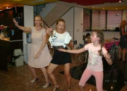 танци, музика, рожден ден, парти