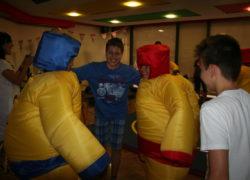 Забавление, Екшън игра, Сумо битки